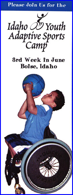 Idaho Youth Adaptive Sports Camp